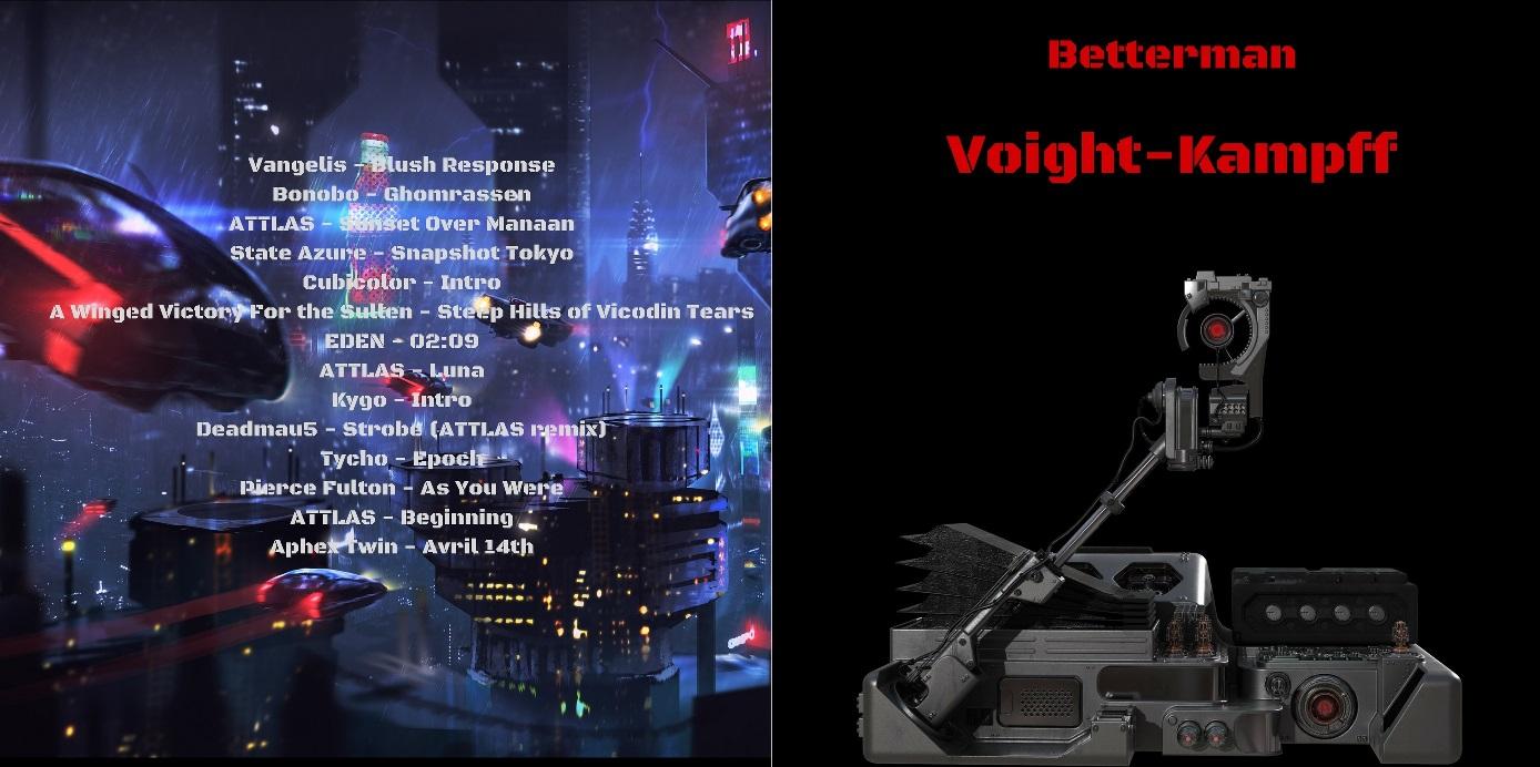 Voight-Kampff Empathy Test |