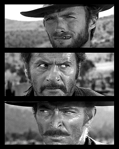 spaghetti westerns should be simply westerns